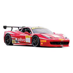Baptême Passager Ferrari 458 Challenge