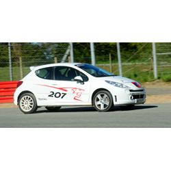 Stage Pilotage Rallye 207 RC