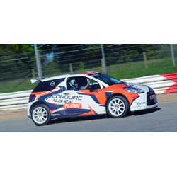 Stage Pilotage Rallye DS3 R