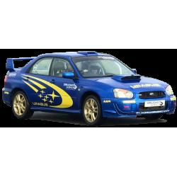 Stage Pilotage Rallye Subaru