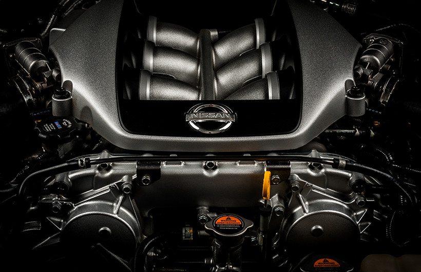 moteur nissan GT-R