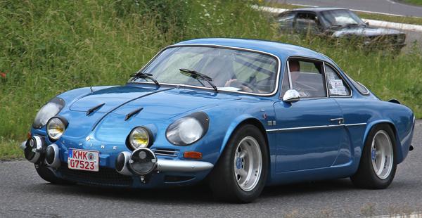 Alpine ancien modèle