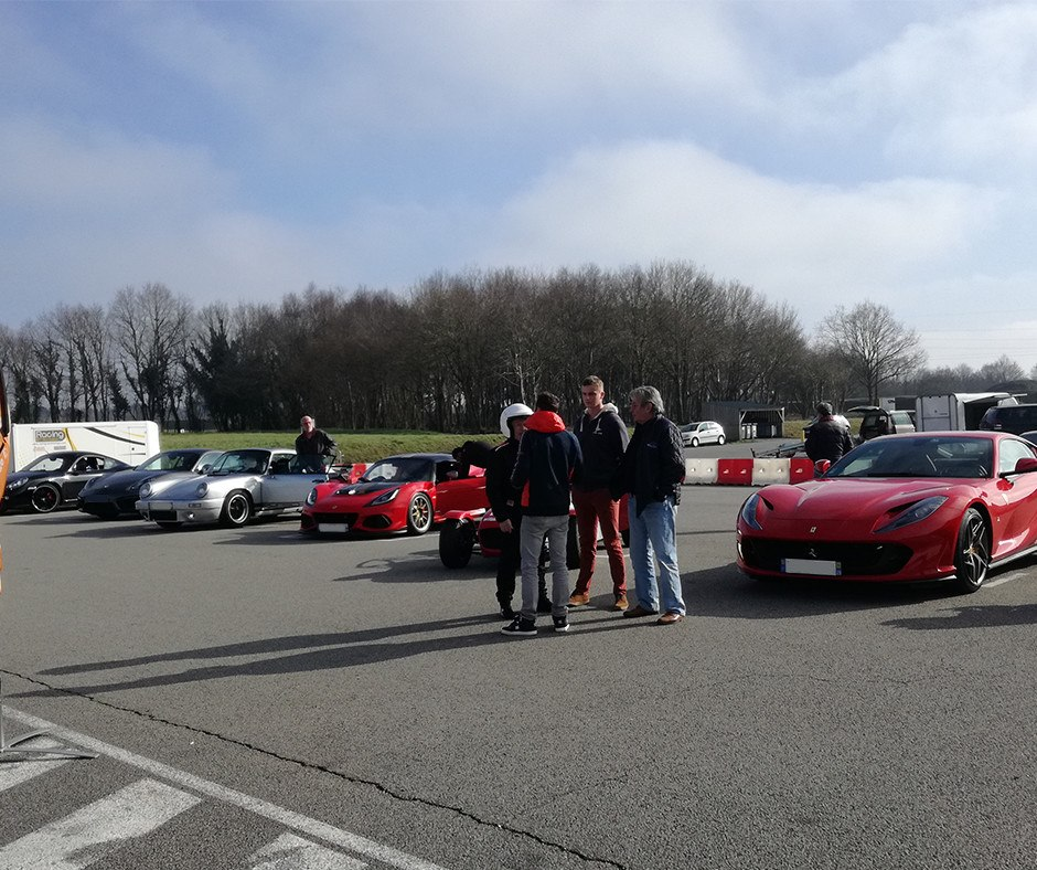ambiance trackdays