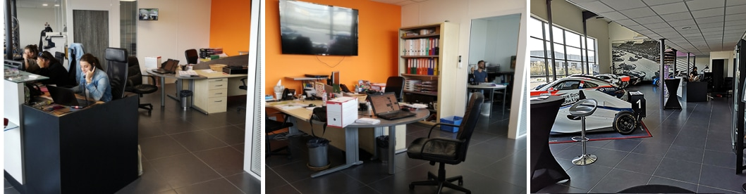 bureaux de MSA