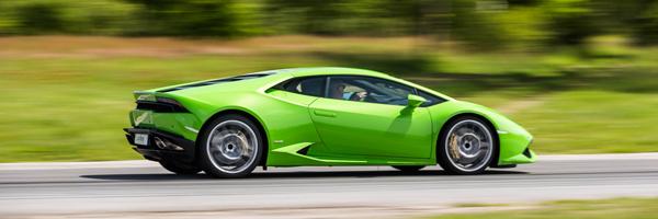 Pilotage Lamborghini Huracàn