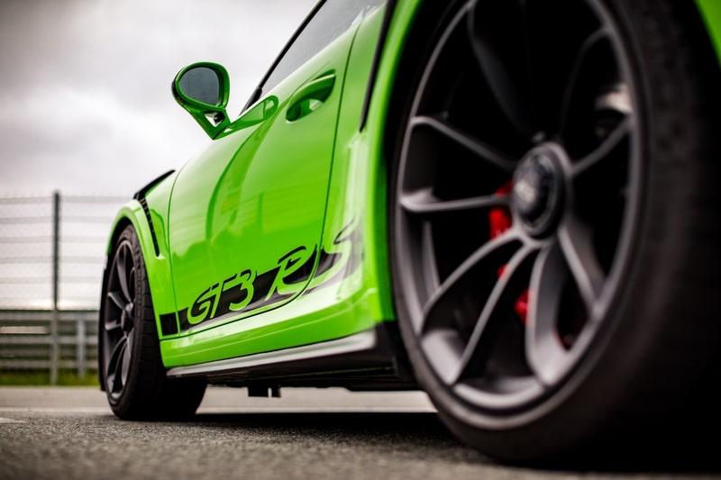 side porsche 991 GT3 RS