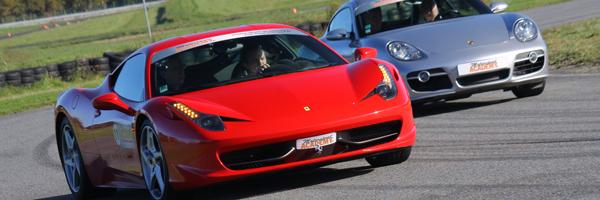 pilotage en Ferrari 458 Italia