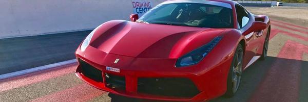 Ferrari 458 Spider sud France