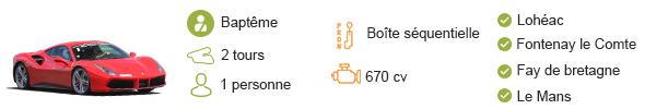 box pilotage 488