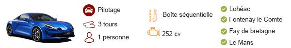 box pilotage alpine