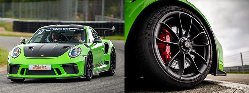 Jantes Porsche 911 GT3 RS