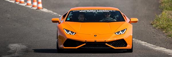 Pilotage en Lamborghini Huracan