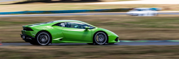 Lamborghini Huracan Magny-cours