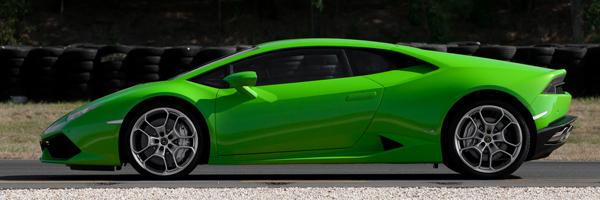 Lamborghini Huracan piste F1 Paul Ricard sud de la France