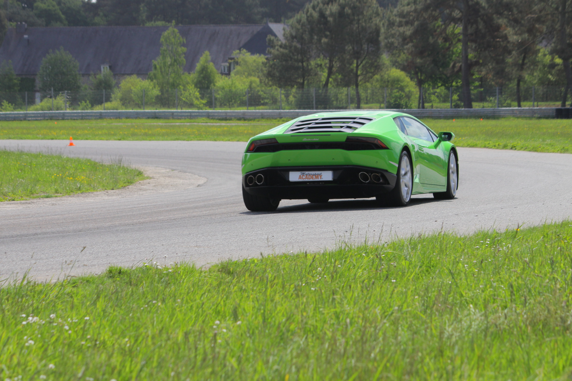 Pilotage Lamborghini Huracan