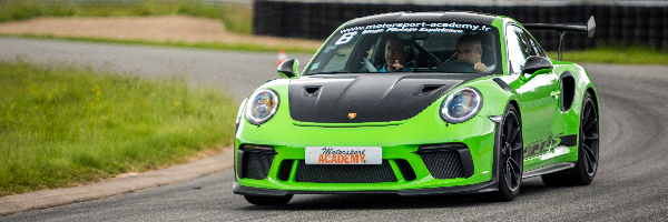 Pilotage GT3 RS
