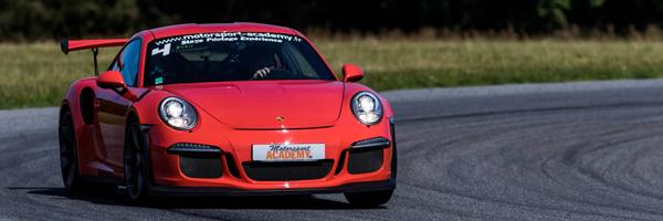 Pilotage en GT3 RS