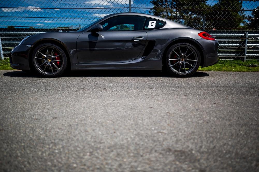 Pilotez une Porsche Cayman S sur circuit