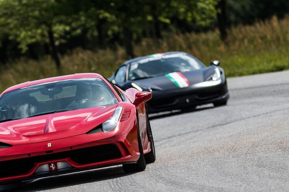Stage en Ferrari 458 Italia