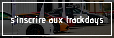 s'inscrire aux trackdays