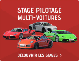 Stages multi-voitures
