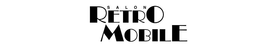 Salon rétro mobile