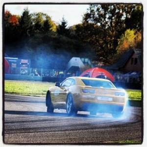 Stage en Chevrolet Camaro