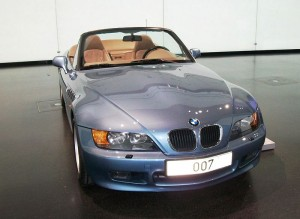 GoldenEye BMW Z3