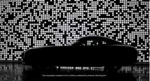 Image de la vidéo de présentation de la Mercedes AMGT