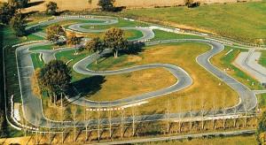 Circuit automobile de Lohéac en Ille-et-Vilaine
