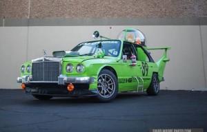La voiture imaginée par Homer Simpson