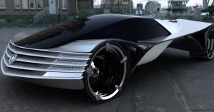 La voiture a propulsion nucléaire
