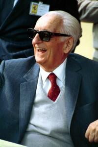 Le fondateur de Ferrari Enzo
