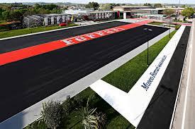 Le musée Ferrari de Maranello en Italie