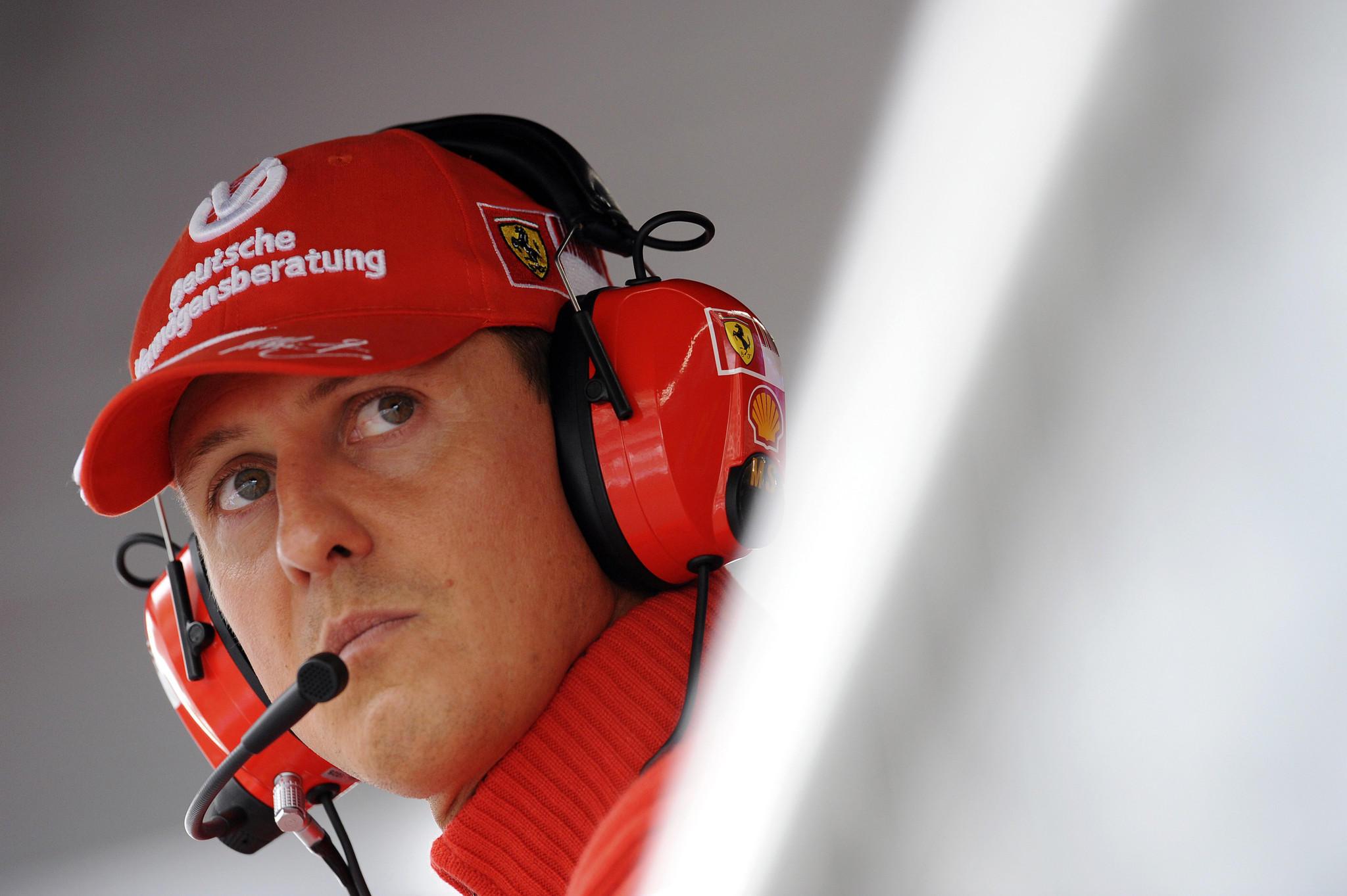 La Biographie De Michael Schumacher