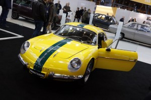 Retromobile 2015 - Alpine Interlagos