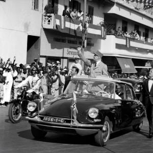 De Gaulle au Sénegal