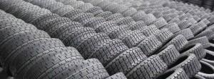 champs de pneu