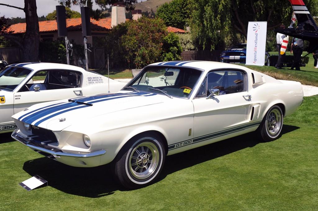 Ford Mustang la plus chère de l'histoire