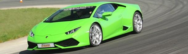 Stage pilotage Lamborghini Huracan