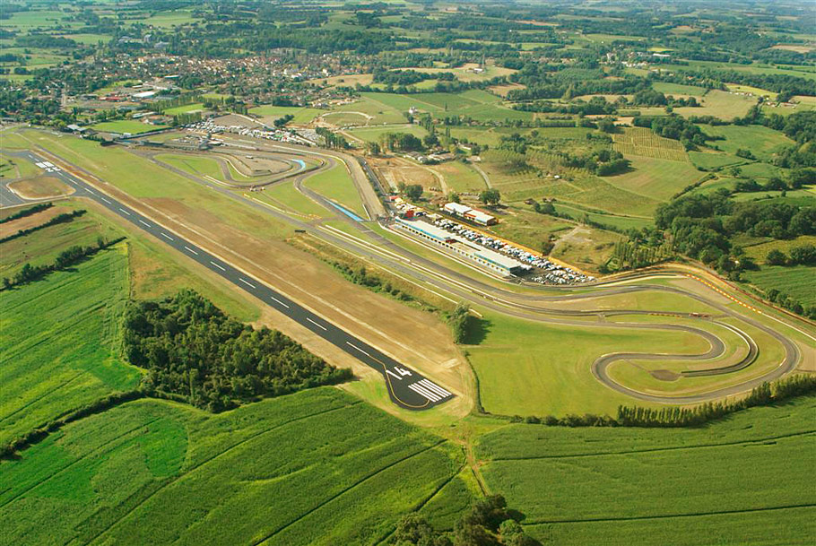 Circuit de Nogaro (Paul Armagnac)