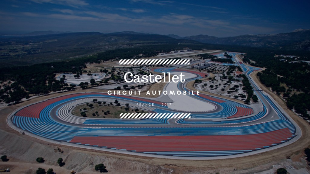 Circuit automobile du Castellet (Paul Ricard)