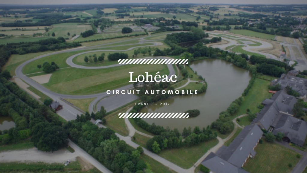 Circuit automobile de Lohéac