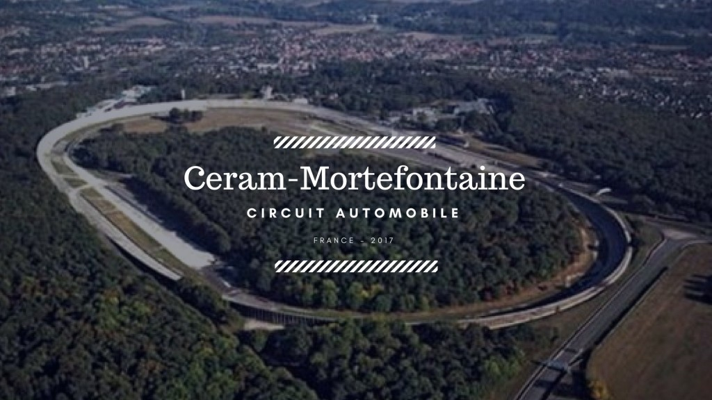 Circuit automobile de Ceram-Mortefontaine