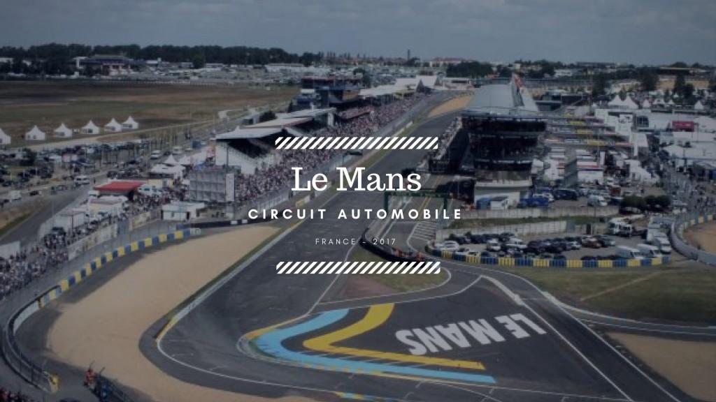 Circuit automobile des 24h du Mans
