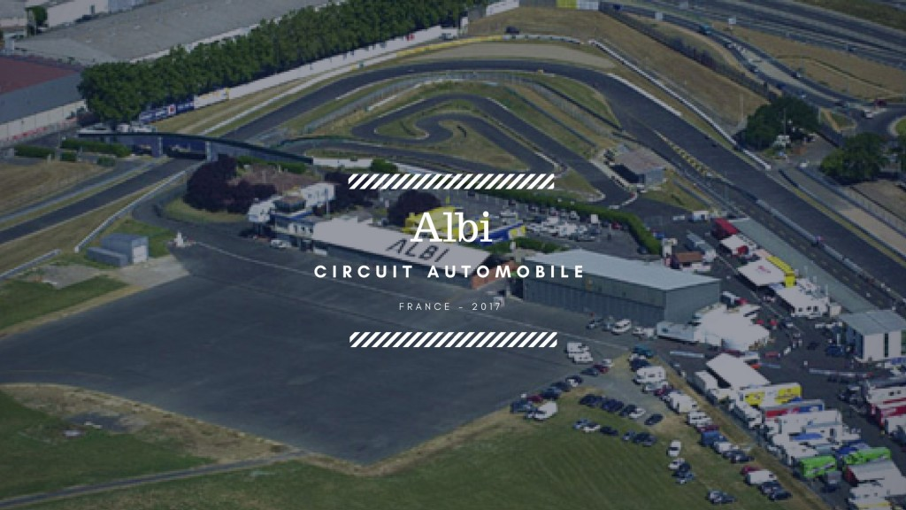 Circuit automobile d'Albi