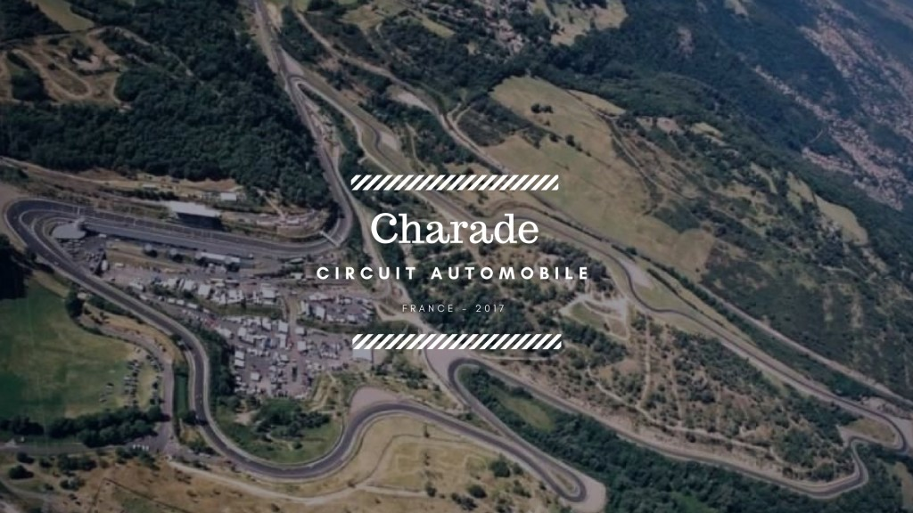 Circuit automobile de Charade